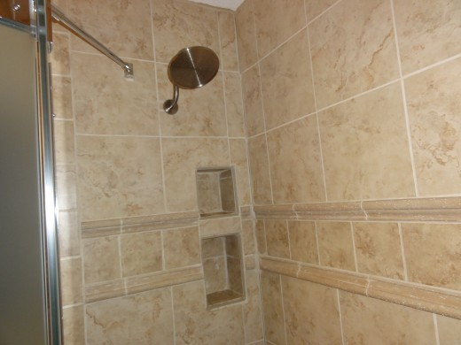 How to Install a Stone Tile Shower Surround | HubPages
