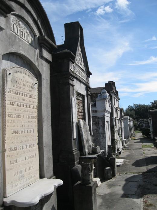 Lafeyette Cemetery No. 1