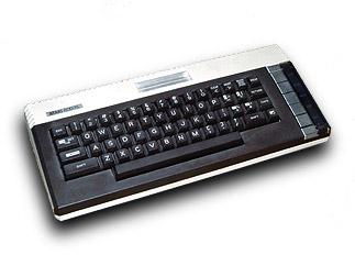The Atari 600XL was very modern looking