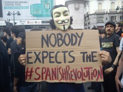 Spanish Revolution or worldwide?