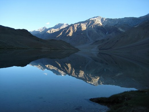 Beautiful spiti valley.