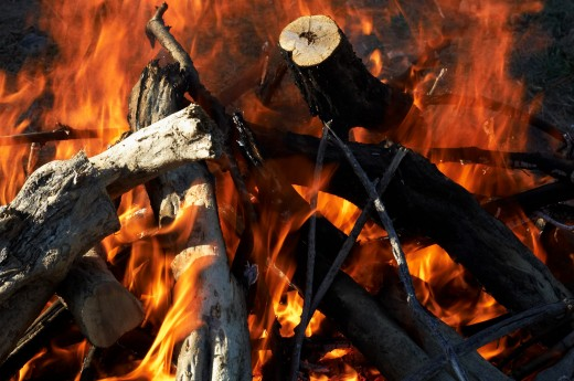 Get your own campfire started