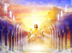 Judgment Seat of Christ  - believers will receive their eternal rewards.  The best would be having Jesus, Our Lord, praise us for being a good and faithful servant.  Nothing can top that!