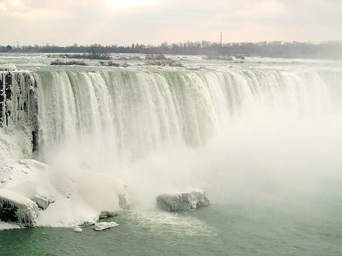 Title:Niagara Falls ~ Attribution License: http://creativecommons.org/licenses/by/2.5/  ~ Photographer:Chris Metcalf