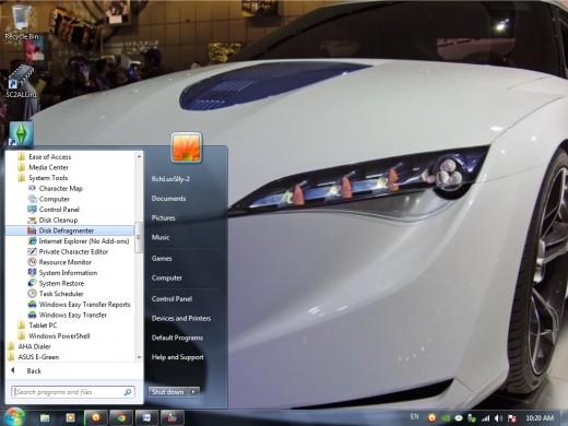 disk defragmenter software