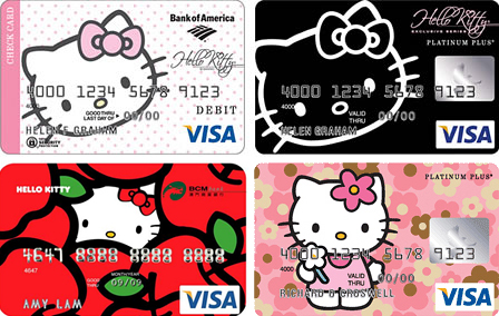 Hello Kitty moves into banking