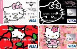 Hello Kitty moves into banking