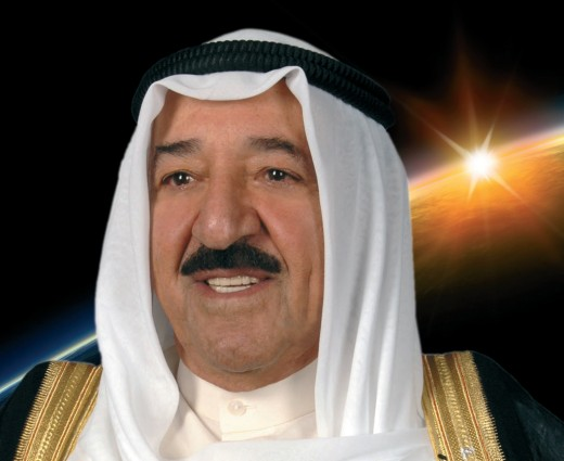 The Great Leadership and Vision - Amir of Kuwait