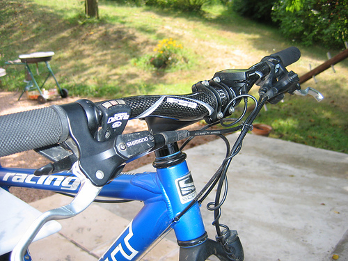 Longer handlebars often come in lightweight options