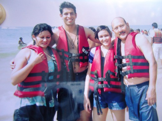 Calangute-water sports