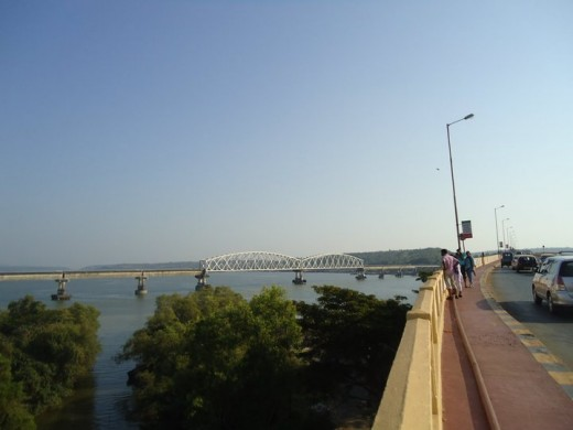 backwaters(goa)