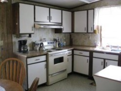 OUR KITCHEN BEFORE THE TOTAL REMODEL