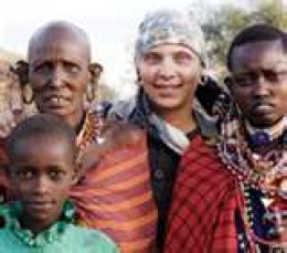 Goodloe in Africa