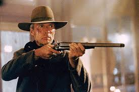Clint Eastwood directed and starred in Unforgiven.