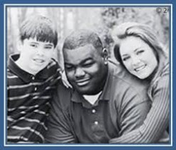 Michael Oher:  How football, perseverance, and kindness saved his life