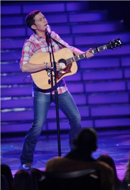 Scotty McCreery is American Idol season 10 winner - May 25, 2011