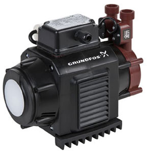 Grundfos Single Impeller Shower Pump