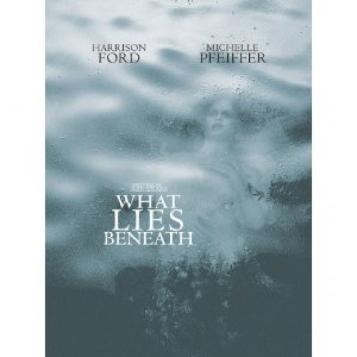 What Lies Beneath (2000) DVD Cover Photo