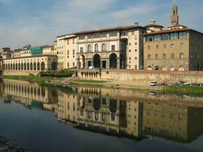Uffizi  Galerry