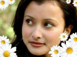 Cute pic of Namrata Shrestha