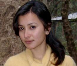 Namrata Shrestha without make up