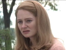 Before she was a warrior princess in the Lord of the Rings Trilogy, Miranda Otto played Michelle Pfeiffer's neighbor in What Lies Beneath.