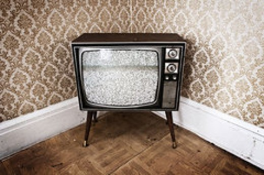 Old TV was never late for dinner