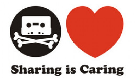 Sharing = Caring