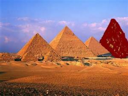 Pyramids, Tombs and Cities