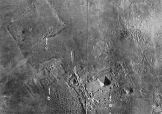 Using Satellite Pictures