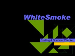 WhiteSmoke Grammar Checker Software