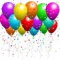 Well done for making a start - enjoy some balloons.