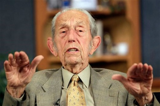 The shepherd himself, Harold Camping