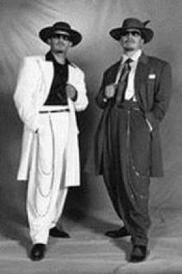 zoot suit 1940s