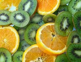 High Nutrition Fruit - Fruitalicious Kiwifruit and Orange