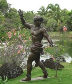 Na Aina Kai Botanical Gardens