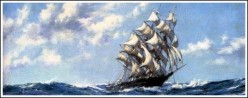 Illustrious Era of Clipper Ships