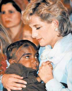 Surpassed all fears to reach love within (With AIDS patient)