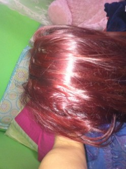 Maintaining Red Hair With Use of L'Oreal Excellence HiColor For Dark Hair Only