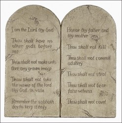 Jesus said, If ye love me, keep my commandments (John 14:15)