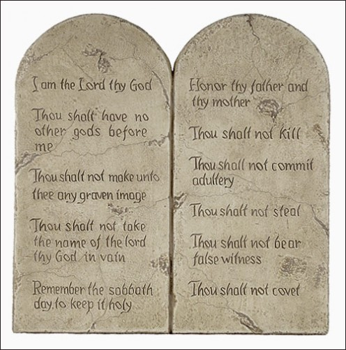 Jesus said, If ye love me, keep my commandments (John 14:15)