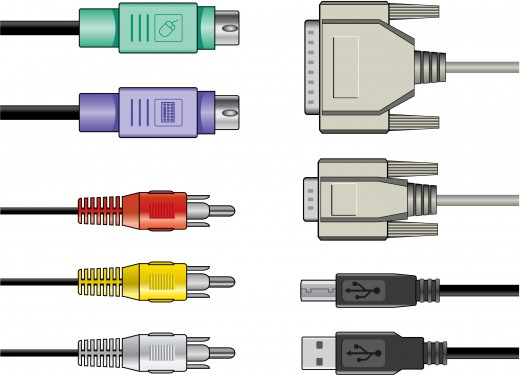 Computer Cables And Connectors Guide : Computer cable item num cod payment t l c