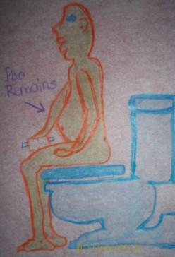 More About Potty Training for all Ages, Waste Evacuation