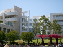 Visiting the Getty Center in Los Angeles, California