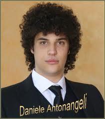 "Daniele Antonangeli. Forget ""Spaghetti ala carbonara"". This is a real ""Italian dish"""