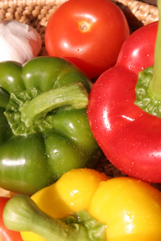 Saving tomato and pepper seeds are an easy introduction to saving vegetable seeds.