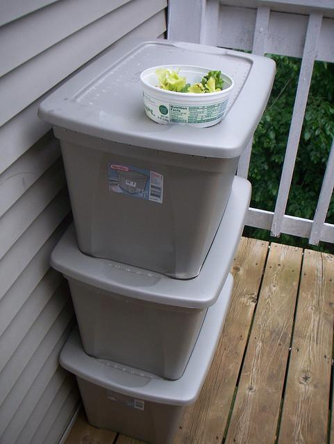 Compost Bin location