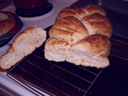 How to make home made french  bread from scratch