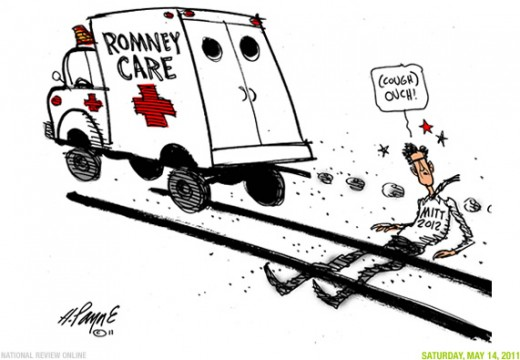 Romney's dilemma