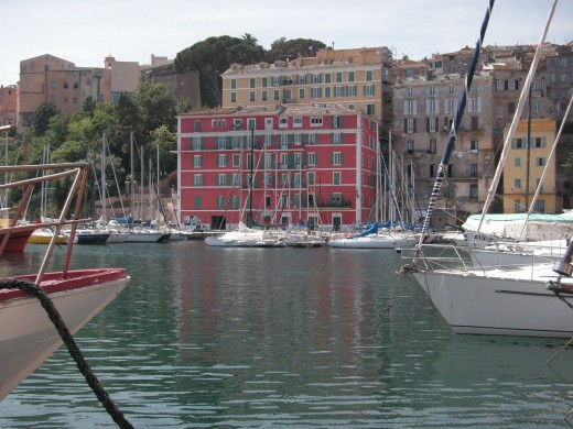 Bastia, Port Vieux